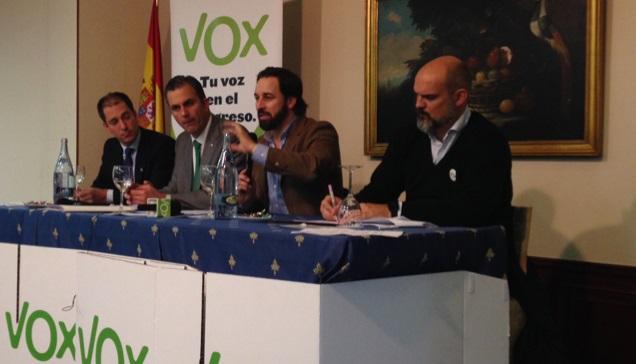 VOX propone un gasto de 2% del PIB para garantizar la seguridad de todos los españoles