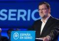 """El presidente de España (Rajoy): """"En la escuela en Cataluña no se puede hablar en español"""""""