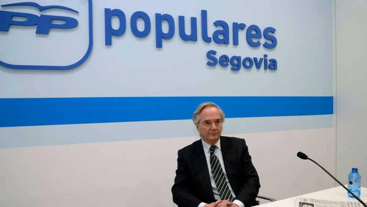 El corrupto del PP, Gómez de la Serna, aún no ha decidido si recogerá el acta de diputado