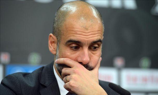 Fracaso de Josep Guardiola con el Bayern, dejará el club alemán al final de la temporada