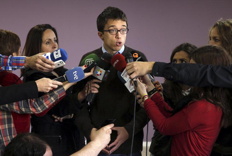 """Podemos: Quien no quiera """"escuchar a los catalanes"""" no garantiza la """"unidad de España"""""""