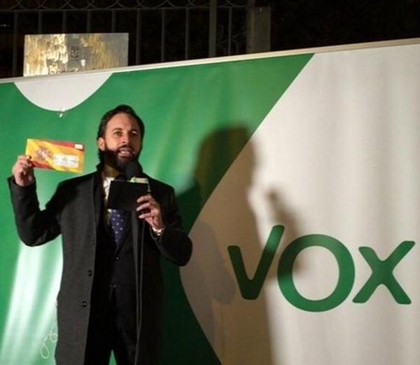 """VOX se querella contra los presidentes de Correos y la JEC por """"delito electoral"""""""