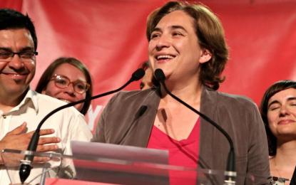 Ada Colau volvería a ganar las elecciones con un 15,6% de los votos según el barómetro municipal