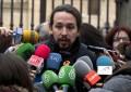 """Iglesias: """"Los que quieran dialogar con nosotros"""" deben """"sacar a sus miembros"""" del IBEX 35"""