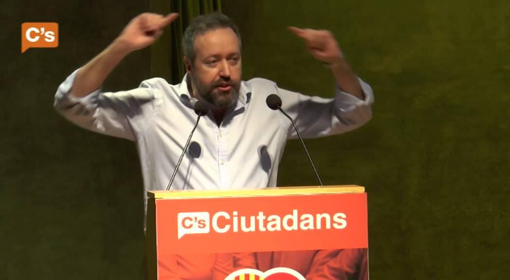 """Girauta: """"Lo siento, Pablo Iglesias, olvídate: no tocarás gobierno, te has aliado con Bildu, coño!"""""""