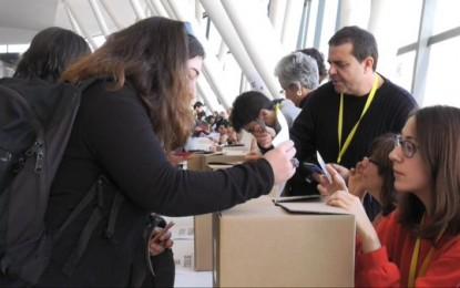 CUP NO echará a Artur Mas esta noche: Empate a 1515 votos entre las dos opciones (1ª y 2ª)