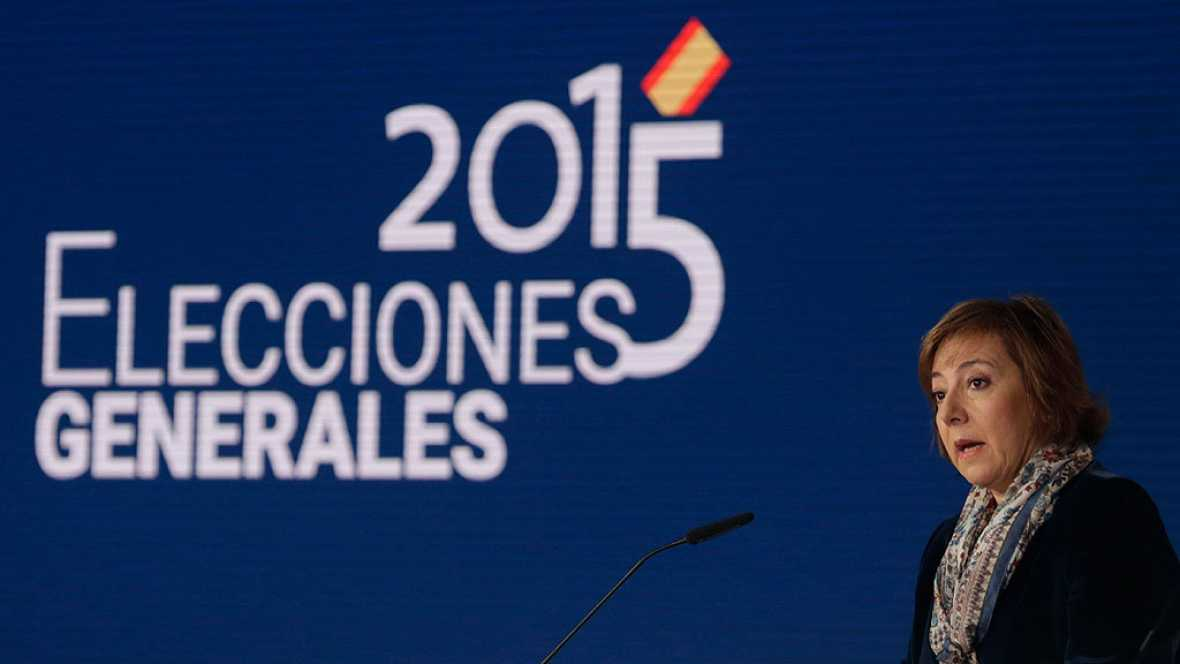 El Gobierno espera ofrecer datos del escrutinio sobre las 22:30H tras una jornada electoral