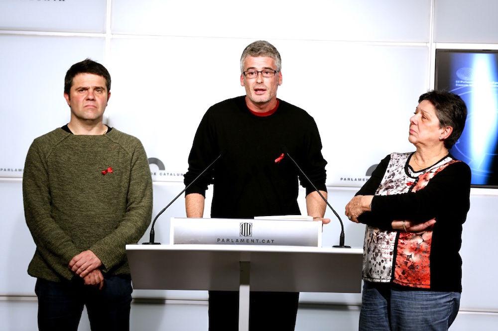 """CUP pide a JxSí """"que se pongan las pilas"""" y convoca una Asamblea decisoria el 27 de diciembre"""
