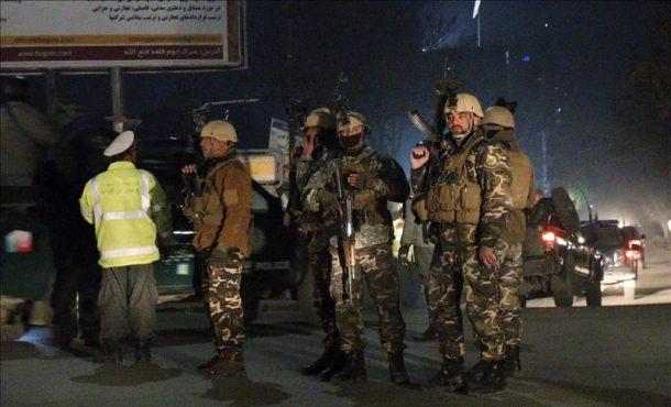 Evacuados los atrapados por el ataque islamistas cerca de la embajada española en Kabul