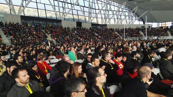 La asamblea extraordinaria de CUP decide en Sabadell SI invierte Artur Mas con voto secreto