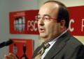 El PSC defiende un pacto PSOE-PODEMOS pero sin aceptar el referéndum en Cataluña