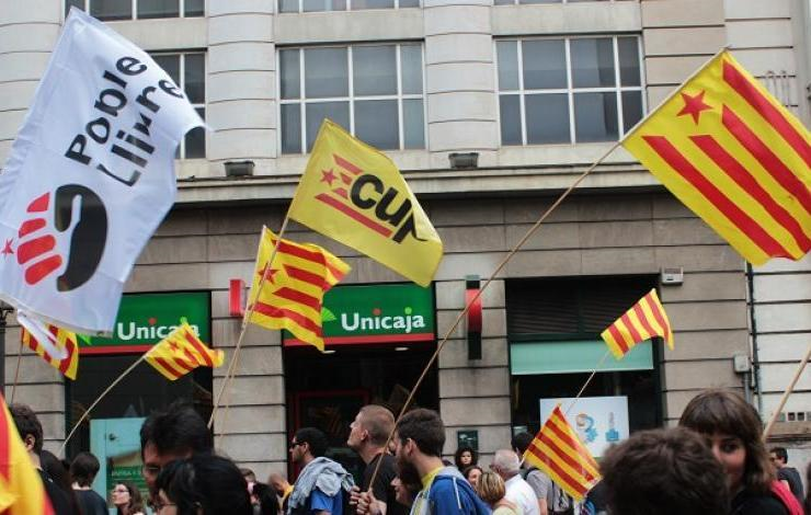 """Un centenar de concejales de CUP apoya """"la investidura de Artur Mas"""" en un manifiesto"""
