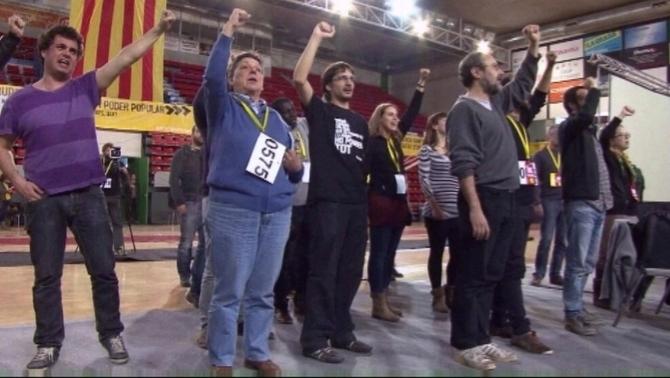 CUP decidirá con voto secreto el futuro de Artur Mas en su Asamblea del 27D en Gerona