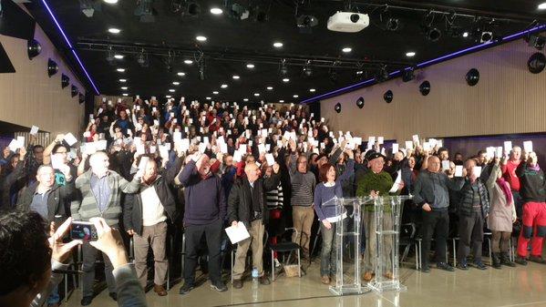 250 expresos asesinos terroristas vascos de ETA piden juntos votar a EH Bildu el 20-D