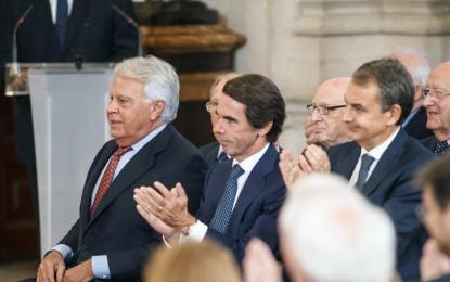"""Presidente del Parlamento Europeo: """"No todos los deseos se han cumplido todavía"""" en España"""