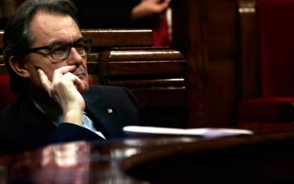 """Artur Mas reconoce finalmente que """"no hay mayoría social"""" separatista para seguir con el plan de JxSí"""