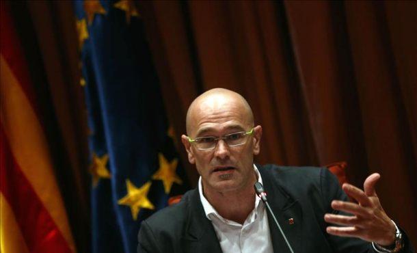 """Romeva: Europa tiene que estar """"a favor de los cambios y de la revolución democrática"""" catalana"""