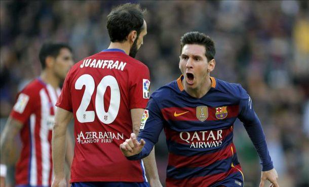 FC Barcelona se hace con una trabajada victoria contra el Atlético de Madrid 2-1