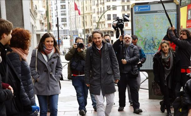 Pablo Iglesias Podemos Ni Por Activa Ni Por Pasiva Va A