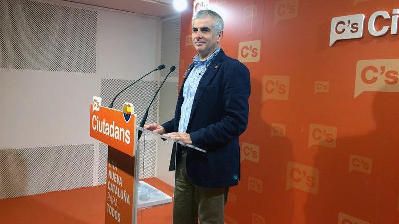 C's y PSC no participarán de la comisión parlamentaria de transición nacional de Cataluña; el PP Sí