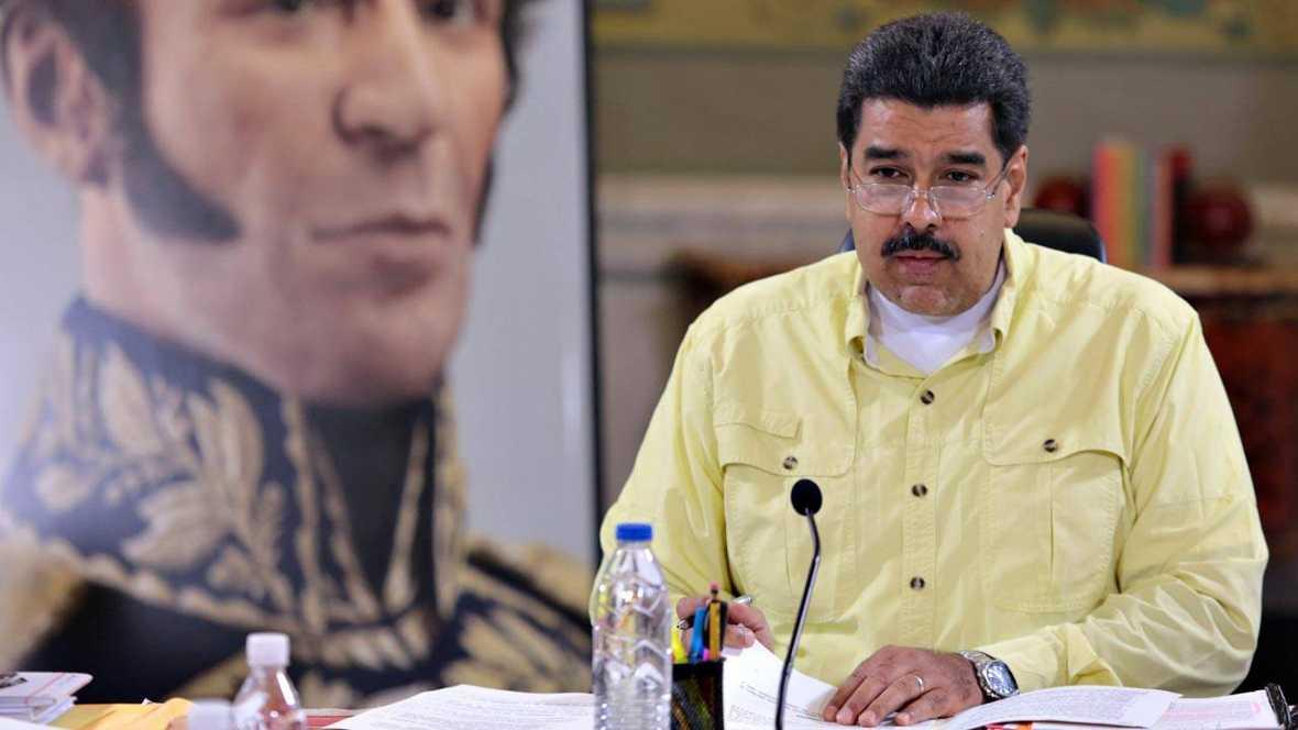 Nicolás Maduro decreta el estado de emergencia económica en Venezuela