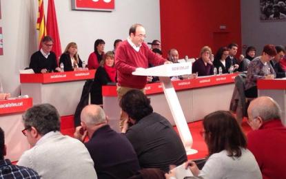 """Iceta: El PSOE """"no falló en 1982, no fallamos en 2004 y no fallaremos tampoco en 2016"""", adiós Rajoy"""