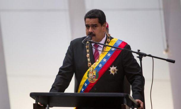 """El presidente de Venezuela llama a la """"rebelión"""" contra la mayoría Parlamentaria antichavista"""