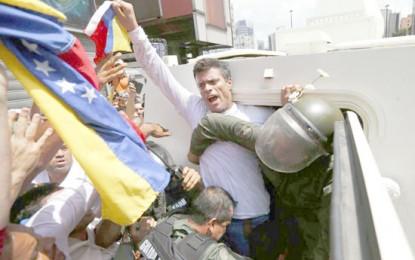 Lilian Tintori denuncia ante la Fiscalía venezolana un hostigamiento en la cárcel en Venezuela