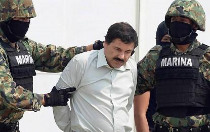 """Capturan al narcotraficante Joaquín Loera 'El Chapo', """"misión cumplida"""" asegura el presidente de México"""