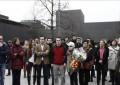 Las Víctimas del Terrorismo homenajean al concejal del PP en San Sebastián Gregorio Ordóñez