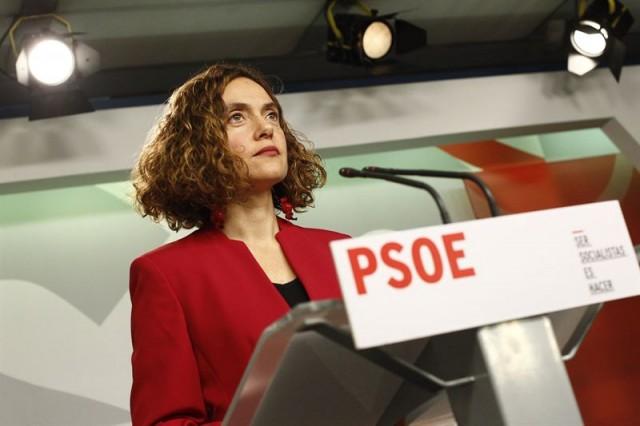 La catalana Meritxell Batet, nueva ministra de España