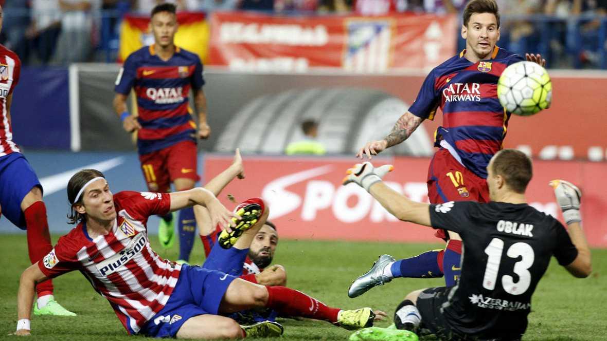 FC Barcelona Vs Atlético de Madrid: Un duelo directo hoy por el liderato de la clasificación