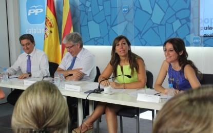 """El PP Catalán tiene una deuda de """"2,2 millones de €"""" y nadie del PPC nunca ha dado cuenta a la militancia"""