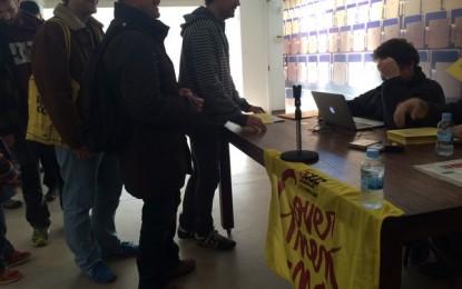2 asambleas territoriales de CUP debatirán si abandonan el partido tras el NO a Artur Mas