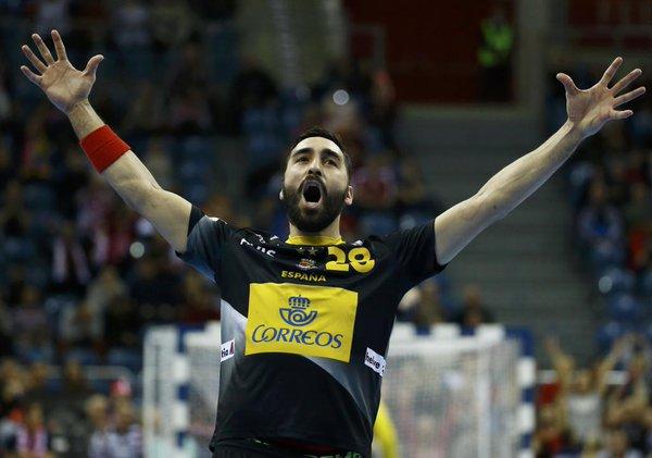 La selección española de balonmano vence a Croacia y luchará con Alemania por su primer oro europeo