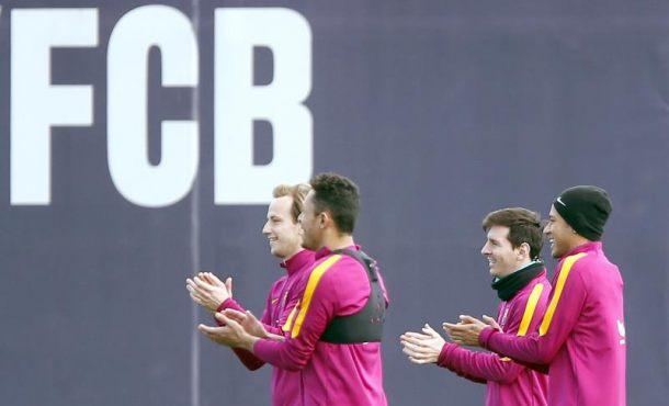 Los ausentes en la vuelta copera: Leo Messi, Luis Suárez y Neymar regresan hoy en Campo Nuevo