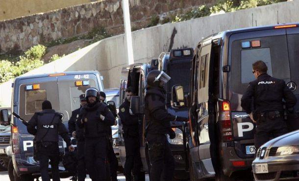 Cuatro detenidos esta madrugada por terrorismo yihadista en Ceuta y Marruecos