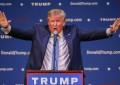 El candidato republicano Trump disfruta de su cómoda victoria en Carolina del Sur entre sus seguidores