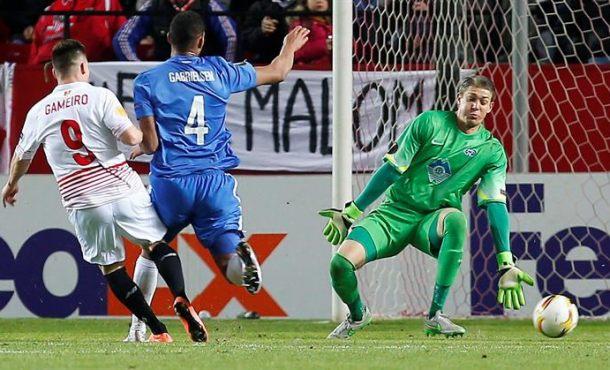 El Sevilla deja virtualmente resuelta la eliminatoria ante un débil Molde 3-0