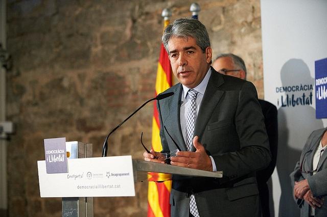 La fiscalía pide al TSJC que se investigue al separatista exconsejero catalán por 9-N 2014