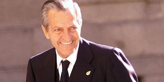 El expresidente de Gobierno de España, Adolfo Suárez. Foto Efe.