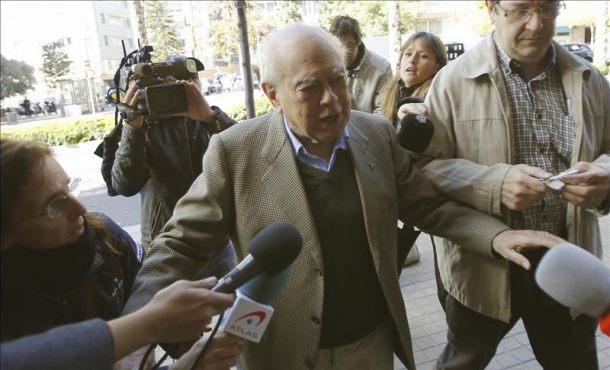 El expresidente catalán Jordi Pujol y su esposa declaran mañana por primera vez a la Audiencia Nacional