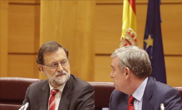"""Rajoy: Es """"imposible que en España pueda haber un Gobierno que se califique en contra del PP"""""""