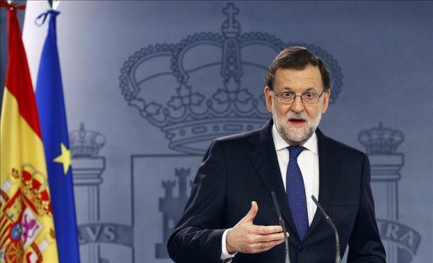 Rajoy preside reunión del PP en el Senado a dos días de reunirse con Sánchez