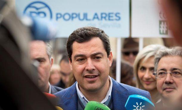 El PP (Andalucía) cree que Rita Barberá debe reflexionar y abandonar la Diputación Permanente