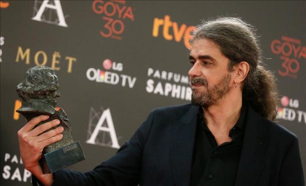 """""""Un día perfecto"""" de Aranoa y """"Truman"""" se llevan los premios Goya 2016 a mejor guion"""