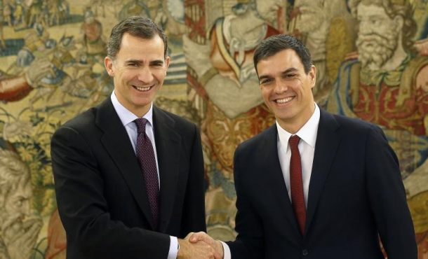 """Pedro Sánchez ni negociará ni pactará con separatistas """"catalanes"""" para forma un Gobierno"""