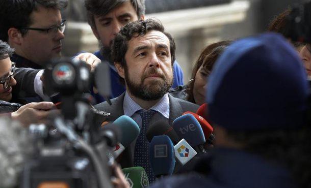 """Ciudadanos ve """"lamentable"""" que Rajoy """"mire al techo"""" esperando las elecciones"""