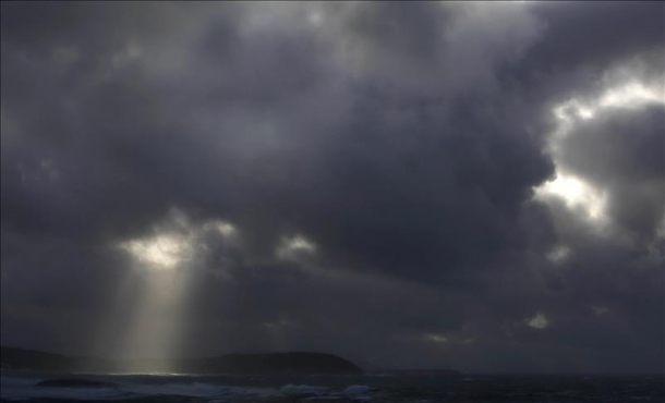 Las temperaturas experimentarán hoy un fuerte descenso en Galicia con cota de nieve en 400 metros