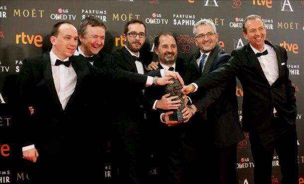 """La película """"Atrapa la bandera"""" de Enrique Gato consigue el Goya a la mejor película de animación"""